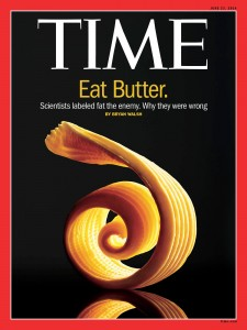 eat butter time