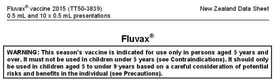fluvax 2015