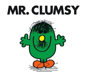 mr clumsy clumsiness chiropractic