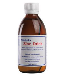 zinc-drink